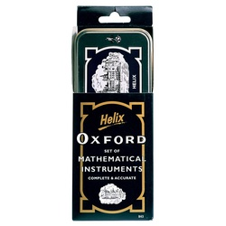 Helix Oxford Mathematical Set (Geometric set)