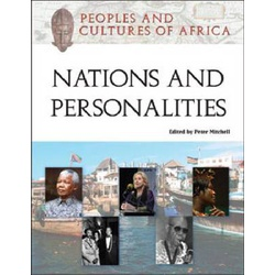Peoples and Cultures Of Africa (set of 6 Beautiful Books)
