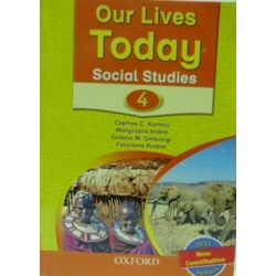 Our Lives today social Studies standard 4