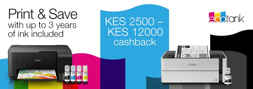 Buy genuine Epson Products and get back your money