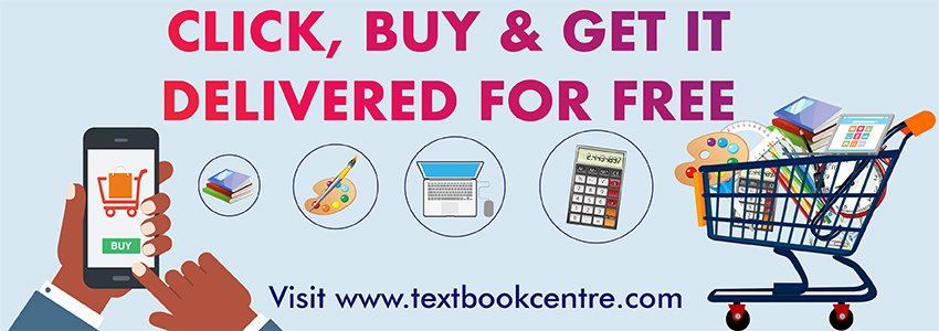 Buy online at Text Book Centre and get your items delivered for free wherever you are in Kenya. T & C's Apply.