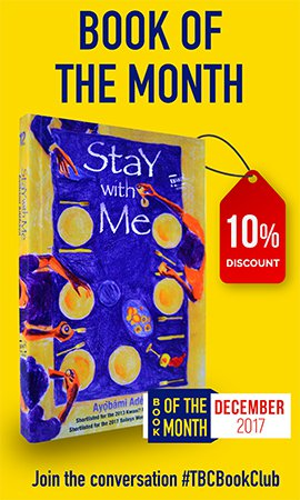 Stay with me - book of the month - December