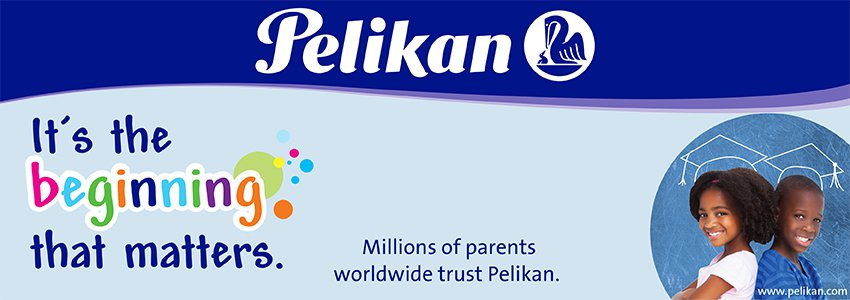 Buy quality affordably, buy Pelikan!