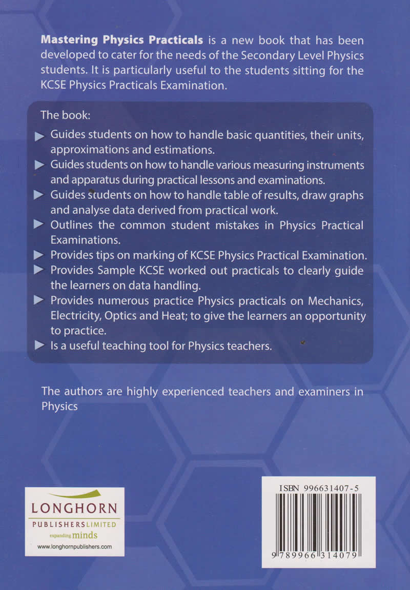 Mastering Physics Practicals   Books, Stationery, Computers, Laptops and  more  Buy online and get free delivery on orders above Ksh  2,000  Much  more