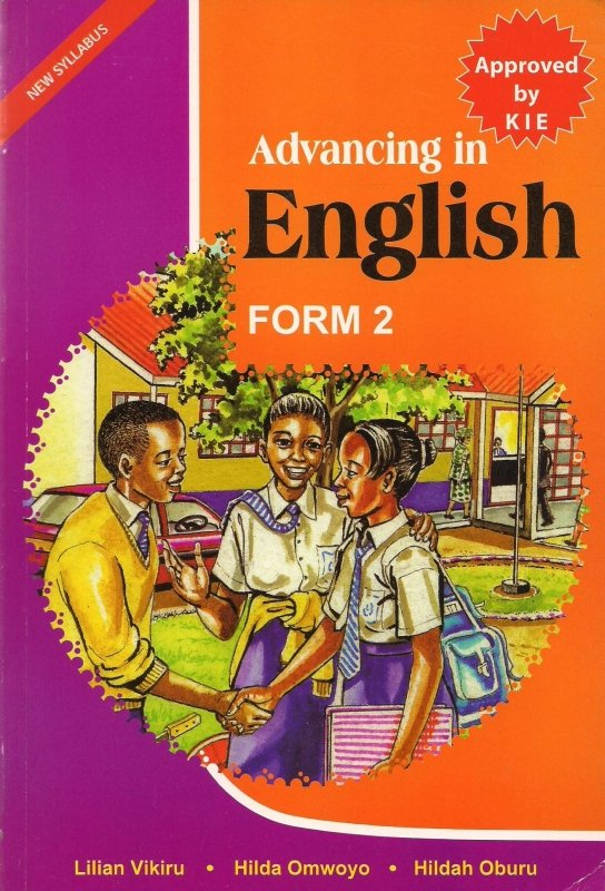 Advancing in English Form 2 | Books, Stationery, Computers, Laptops and  more  Buy online and get free delivery on orders above Ksh  2,000  Much  more
