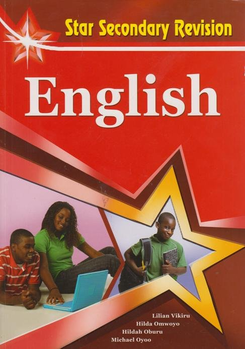 star secondary revision english text book centre