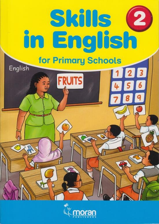 English Book For Primary School