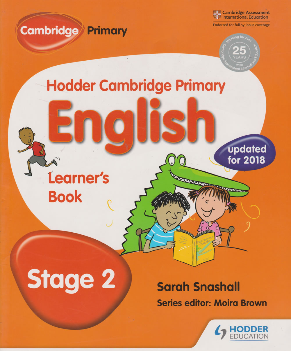 Hodder Cambridge Primary English Learner's 2 | Books, Stationery,  Computers, Laptops and more  Buy online and get free delivery on orders  above Ksh