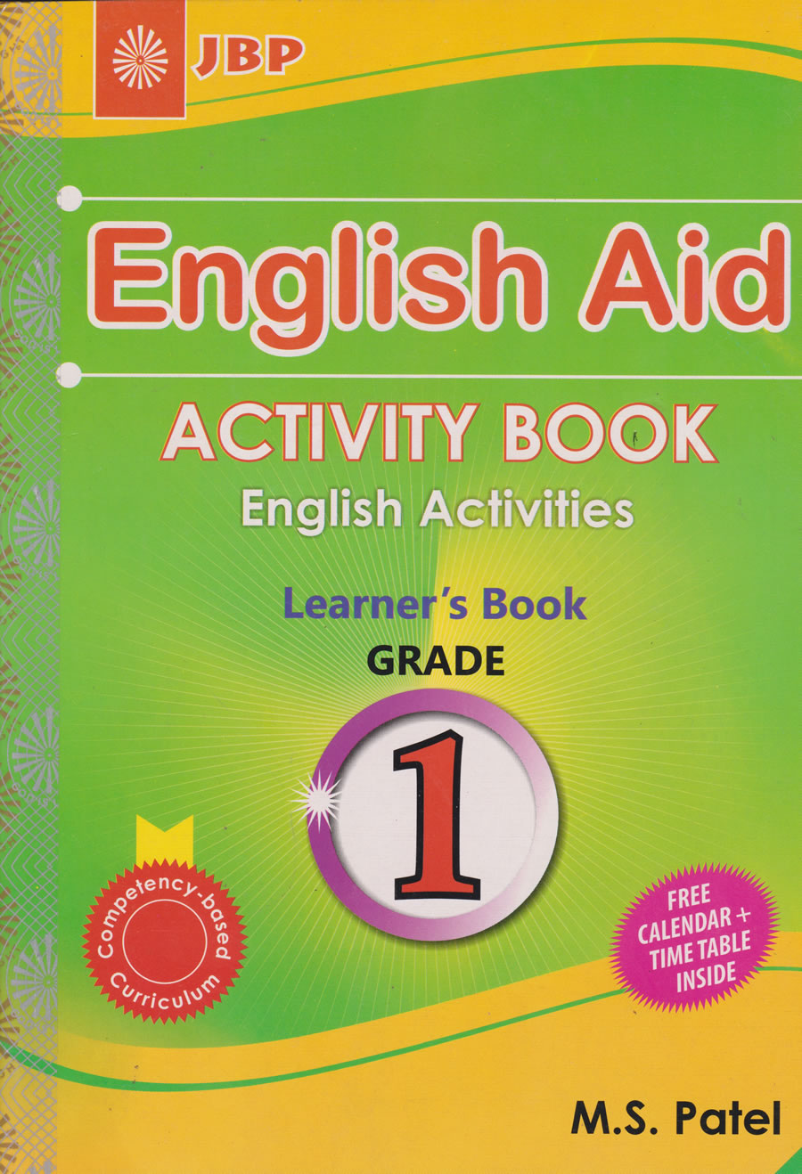 English Aid Activity book Grade 1 | Books, Stationery, Computers, Laptops  and more  Buy online and get free delivery on orders above Ksh  2,000  Much