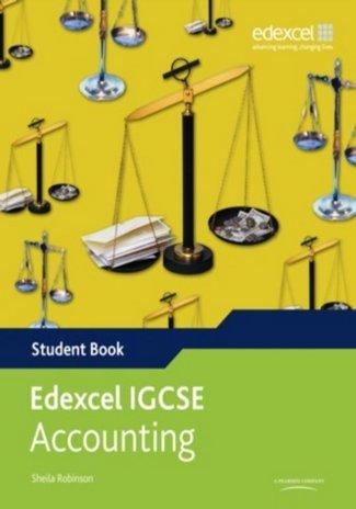 Edexcel Igcse Accounting Student Book Pdf