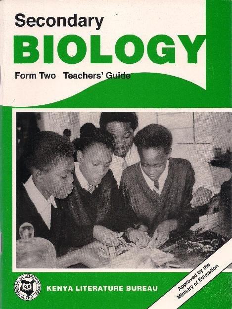 secondary biology form 2 teacher s book text book centre rh textbookcentre com