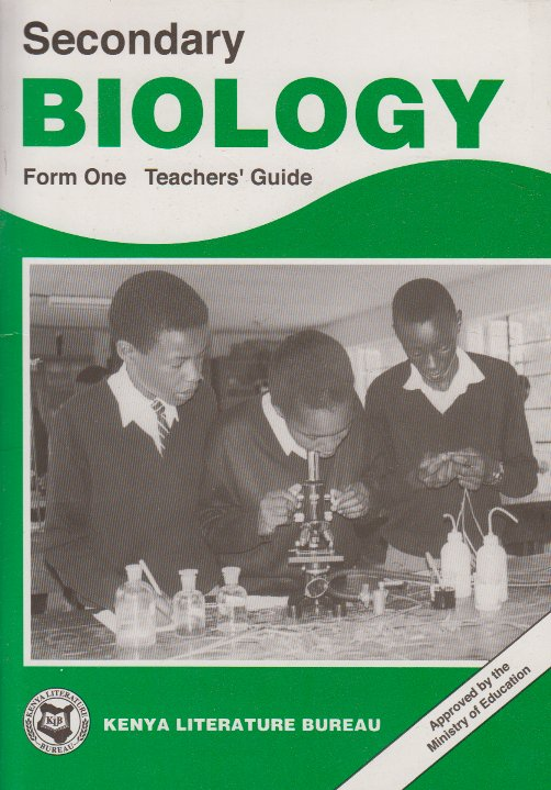 Secondary Biology Form 1 Teachers' guide | Books, Stationery, Computers,  Laptops and more  Buy online and get free delivery on orders above Ksh