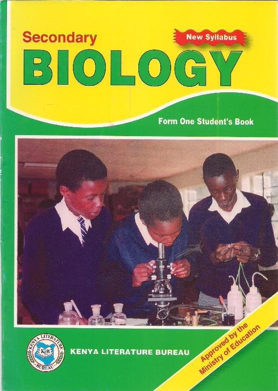 Secondary Biology Form 1