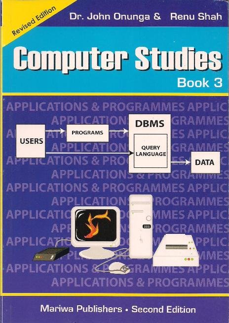 Computer Studies Book 3 | Books, Stationery, Computers, Laptops and more   Buy online and get free delivery on orders above Ksh  2,000  Much more than