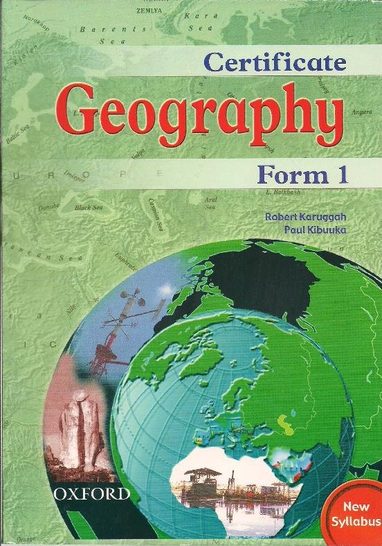 Image result for Geography Form 1