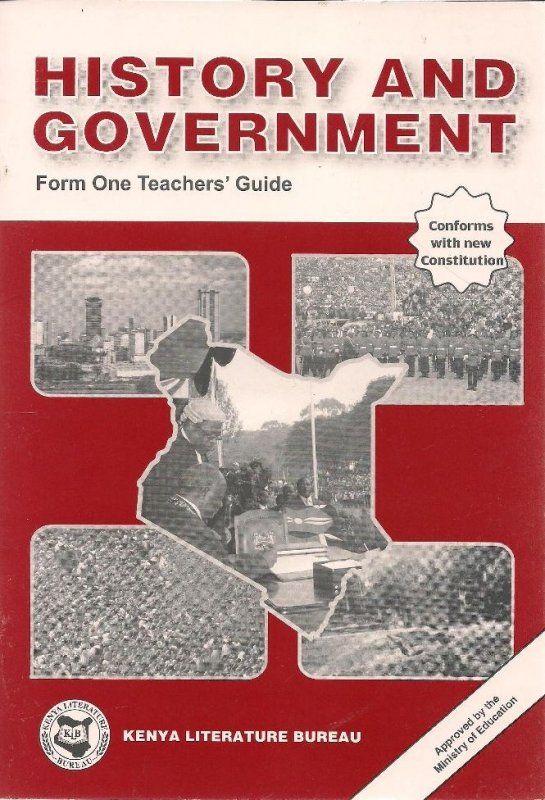 history and government form 1 teacher s guide text book centre rh textbookcentre com