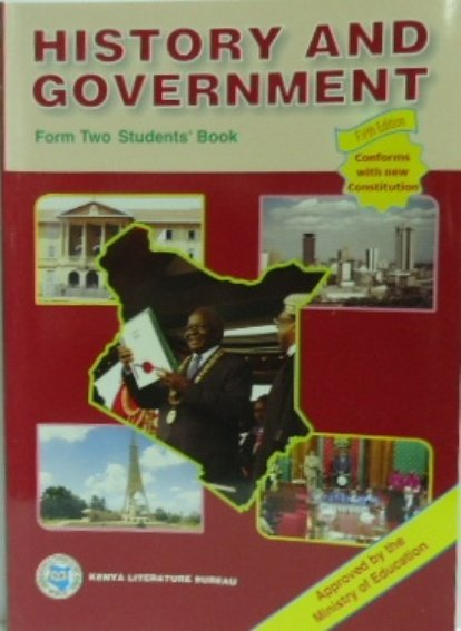 Form 2 | Secondary School | Text Books | Text Book Centre