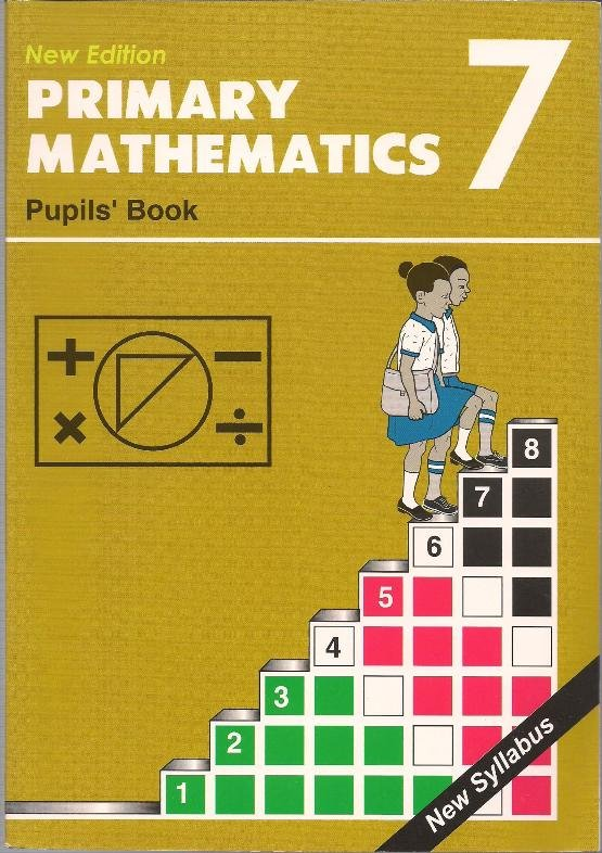 Standard 7   Primary School   Text Books   Text Book Centre