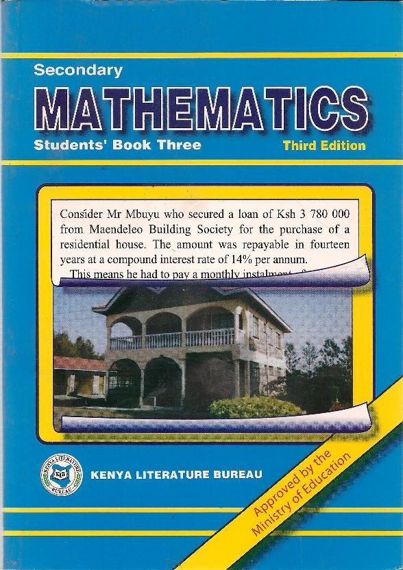 klb maths form 1 pdf