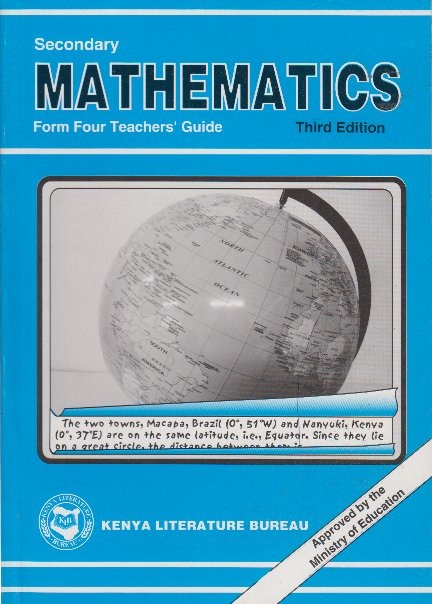 Secondary Maths Form 4 Teachers | Books, Stationery, Computers, Laptops and  more  Buy online and get free delivery on orders above Ksh  2,000  Much
