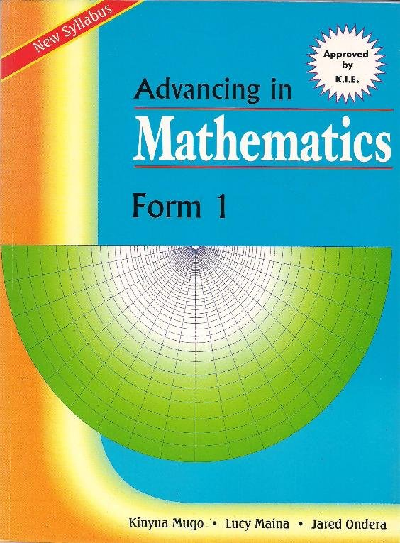 Image result for Mathematics Form 1