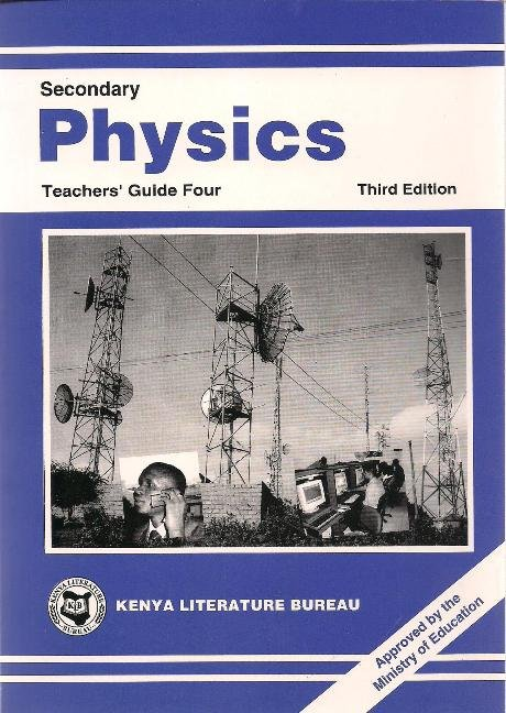secondary physics form 4 teachers text book centre rh textbookcentre com