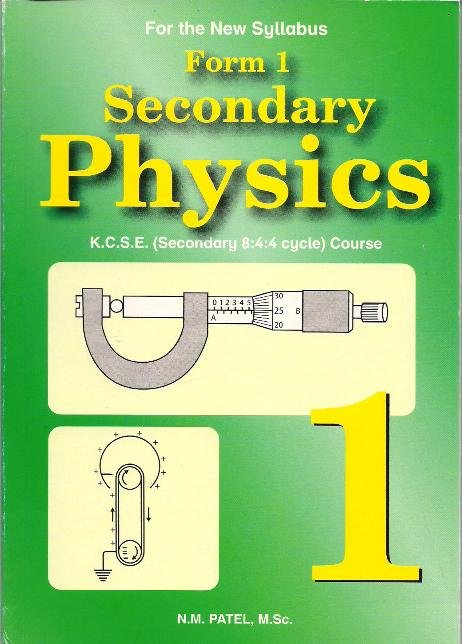 Image result for Physics Form 1