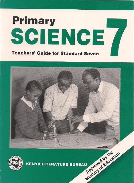 Primary Science Std 7 Teacher's book