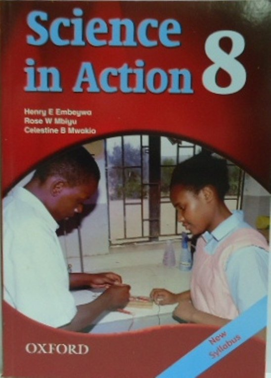 Science in Action Std 7 2nd Edition | Text Book Centre