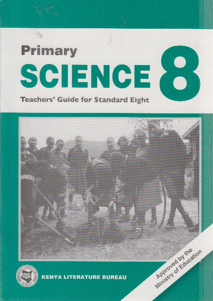 primary science std 8 teachers u0026 39  guide