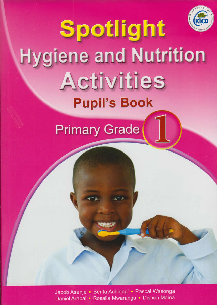 Spotlight Hygiene and Nutrition Primary Gd 1(Appr) | Books, Stationery,  Computers, Laptops and more  Buy online and get free delivery on orders  above