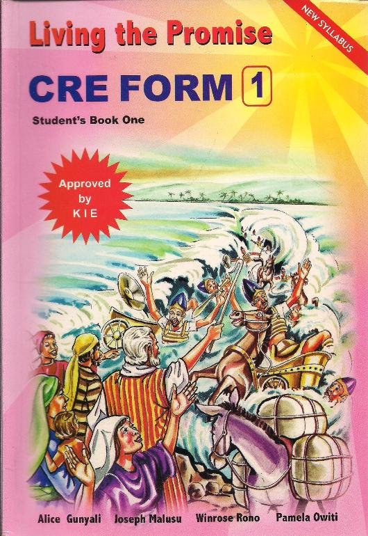 Living the Promise CRE Form 1
