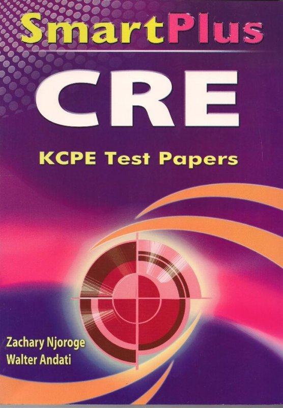 SmartPlus CRE KCPE Test Papers | Books, Stationery, Computers, Laptops and  more  Buy online and get free delivery on orders above Ksh  2,000  Much