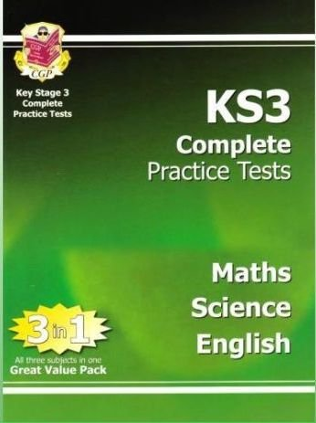 ks3 mathematics past papers answers