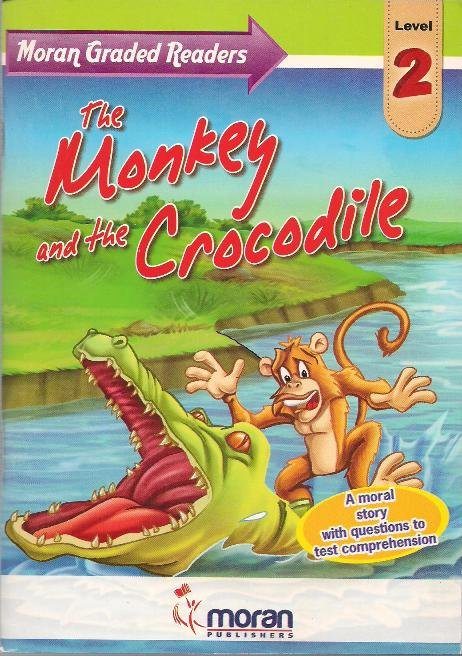 Monkey and the Crocodile Moran Grade Level 2 | Books, Stationery,  Computers, Laptops and more  Buy online and get free delivery on orders  above Ksh