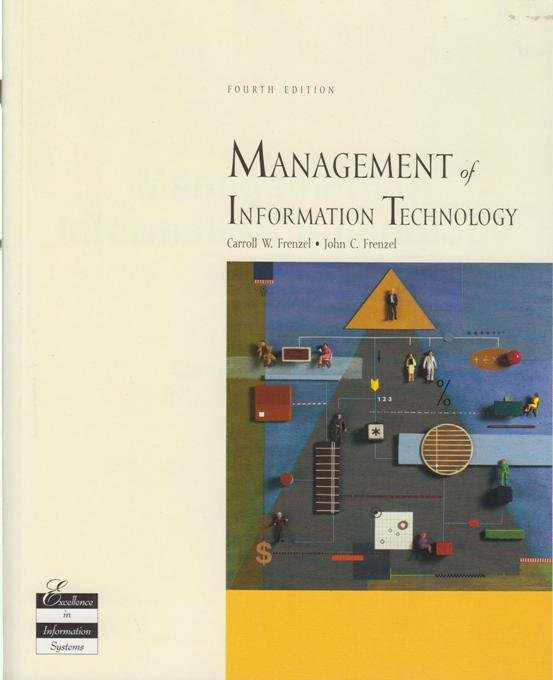 Technology Management Image: Management Of Information Technology 4th Edition