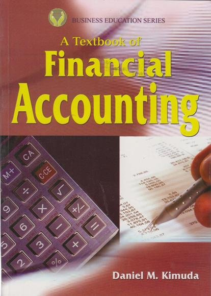 Financial Account Book