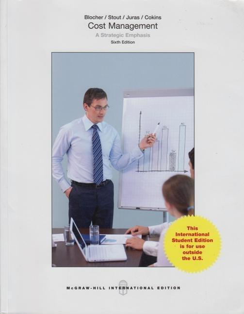Strategic Cost Management Book