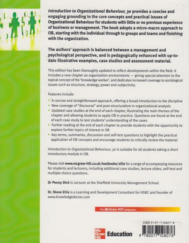 organisational behaviour case study examples