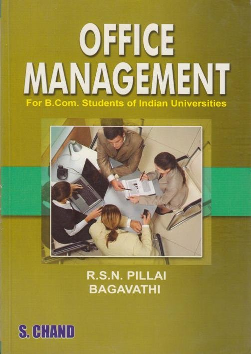 Management book office
