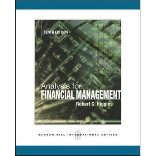 The Economic Analysis of Capital Expenditures for Managers and Engineers Solutions Manual