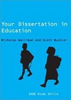 Dissertation Topics In Education: Advice And Examples