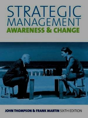 Strategic Management: Awareness and Change 6th Edition | Books, Stationery,  Computers, Laptops and more  Buy online and get free delivery on orders