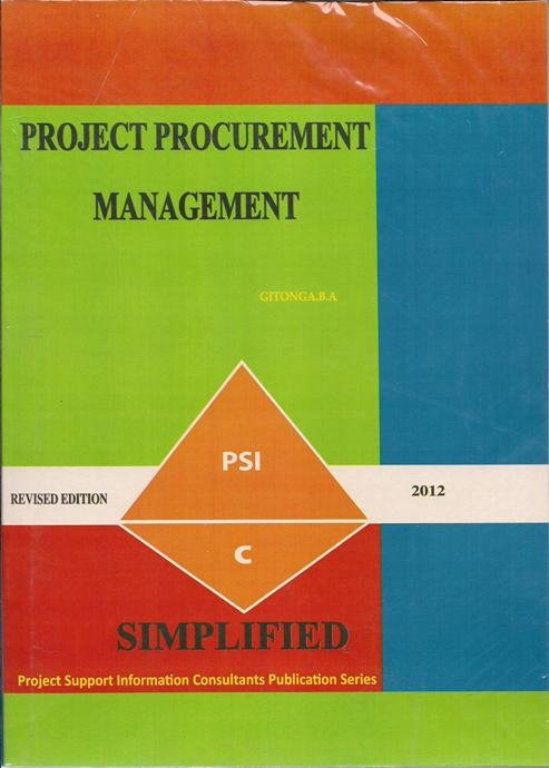 procurement and supplies management Procurement & supply chain management plan several organisations  experience lots of waste in procurement arising from factors such as: failure to  source.