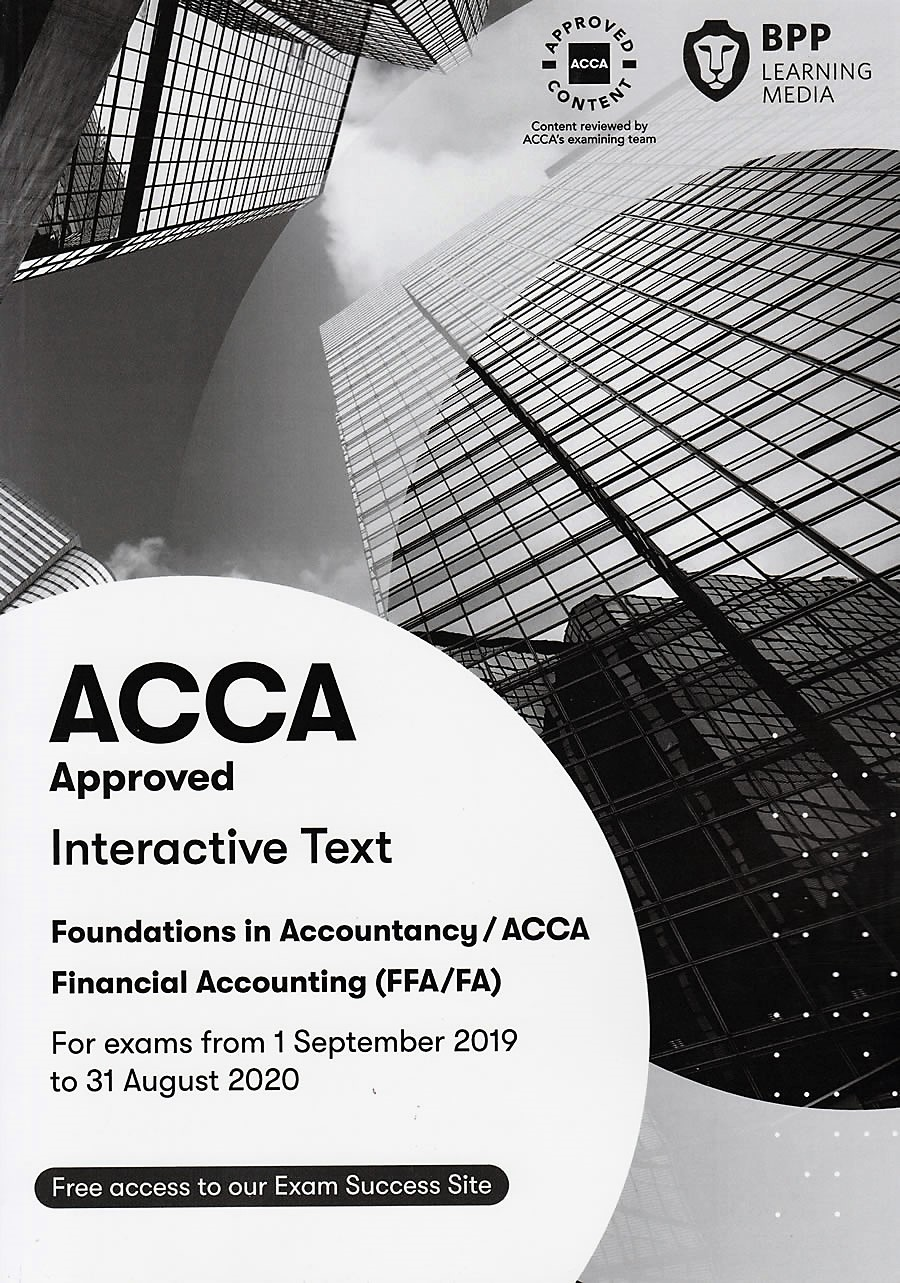 Top Foundations 2020.Bpp Acca Interctv Text Ffa Fa Sept 2019 Aug 2020 Books Stationery Computers Laptops And More Buy Online And Get Free Delivery On Orders Above