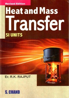 Heat And Mass Transfer Book