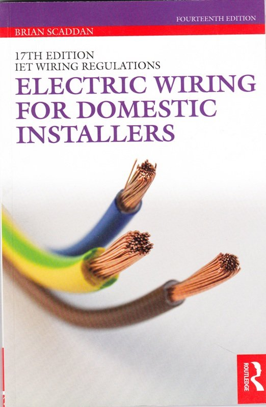 Sensational 17Edition Iee Wiring Regulations Electric 14Th Edition Text Book Wiring Database Gramgelartorg