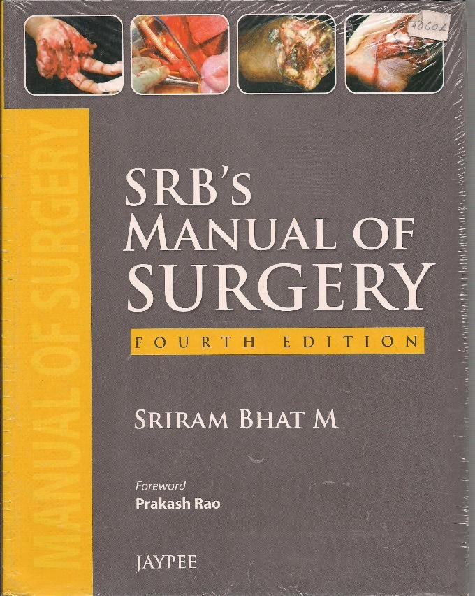 srb s manual of surgery 4th edition text book centre rh textbookcentre com srb manual of surgery 4th edition pdf free download srb manual of surgery 4th edition pdf free
