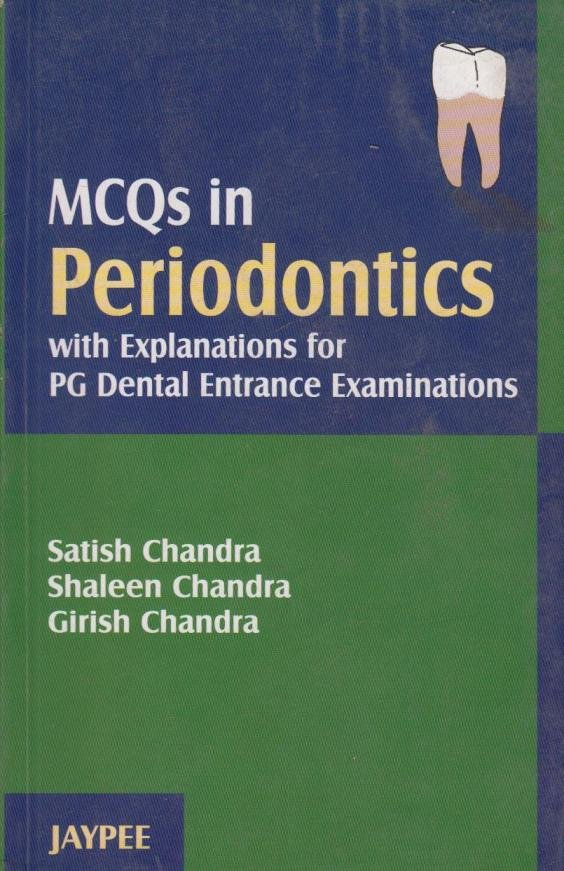 MCQS in Periodontics with Explanations for PG Dental Entrance Examinations    Books, Stationery, Computers, Laptops and more  Buy online and get free