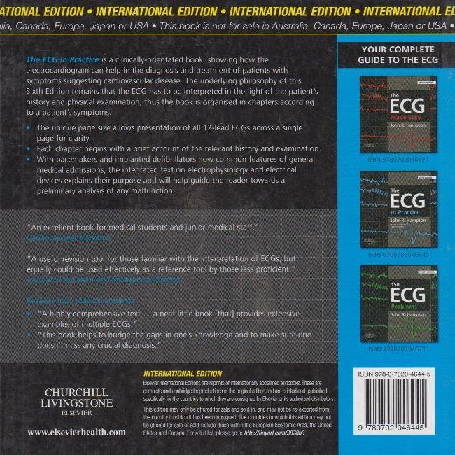 The ECG In Practice 6th Edition
